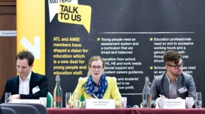 Chairing the ATL Debate