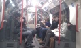 Carriage of the Central Line Tube - by Mark Hillary http://bit.ly/1KjG2IO